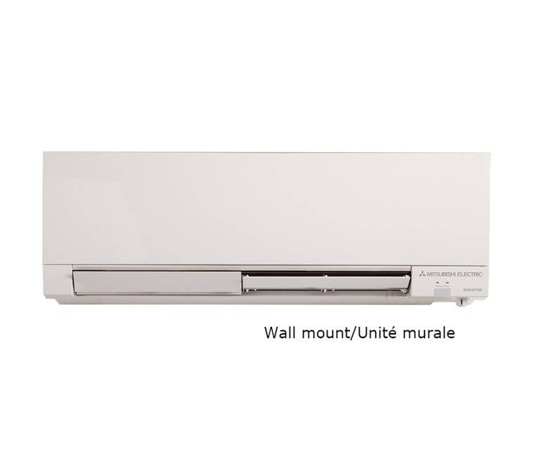 Mr  Slim Series by Mitsubishi   Ductless Mini-Split Systems
