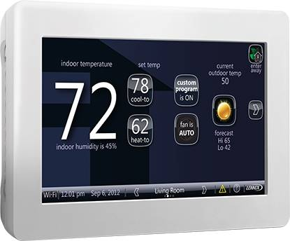 Icomfort Wi Fi Touchscreen Thermostat Programmable